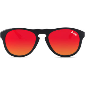 GAFAS DE SOL EXPEDITION NEGRO / ROJO